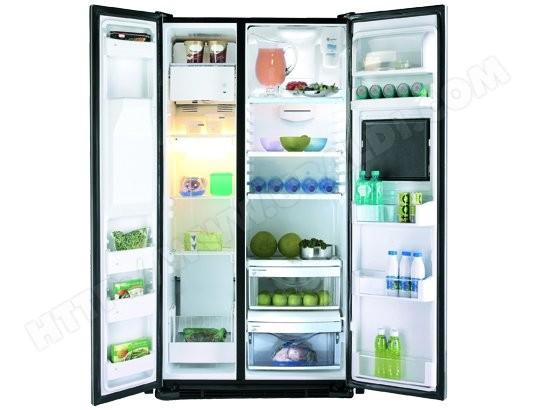 GENERAL ELECTRIC GCE23LGFBB200 Pas Cher - Réfrigérateur américain ...