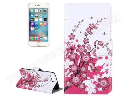 coque iphone 8 plus fleur de cerisier
