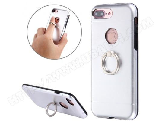 coque iphone 8 support doigt