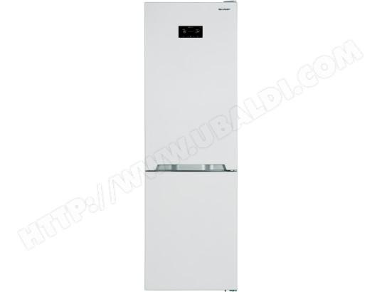 Réfrigérateur congélateur bas SHARP SJBA11IHXW1