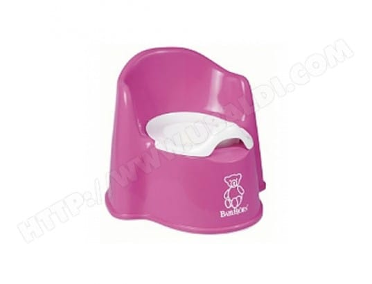 fauteuil pot rose babybjrn babybjorn 3755 pas cher ubaldicom - Fauteuil Rose Pas Cher