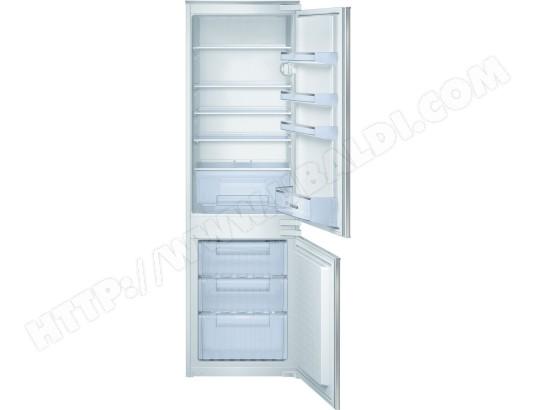 Réfrigérateur congélateur encastrable BOSCH KIV34V21FF