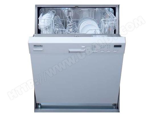 miele g8050u lave vaisselle encastrable 60 cm miele livraison gratuite. Black Bedroom Furniture Sets. Home Design Ideas
