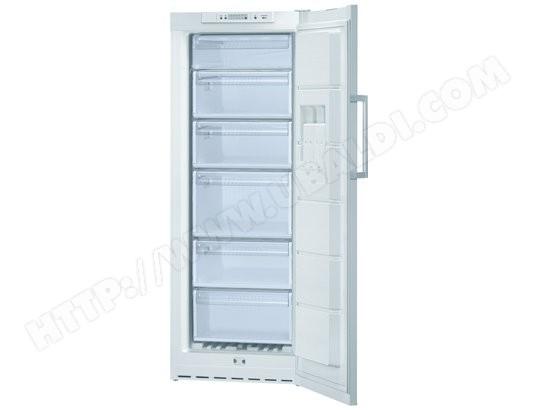 Bosch gsv26v23 pas cher cong lateur armoire bosch livraison gratuite - Choix congelateur armoire ...