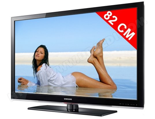samsung le32c530 tv lcd full hd 82 cm livraison gratuite. Black Bedroom Furniture Sets. Home Design Ideas