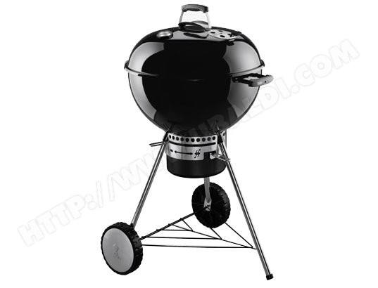 Avis barbecue charbon weber one touch premium 57cm test for Barbecue weber one touch premium
