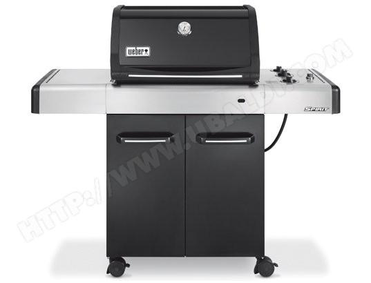 weber spirit premium e 310 black pas cher barbecue gaz livraison gratuite. Black Bedroom Furniture Sets. Home Design Ideas