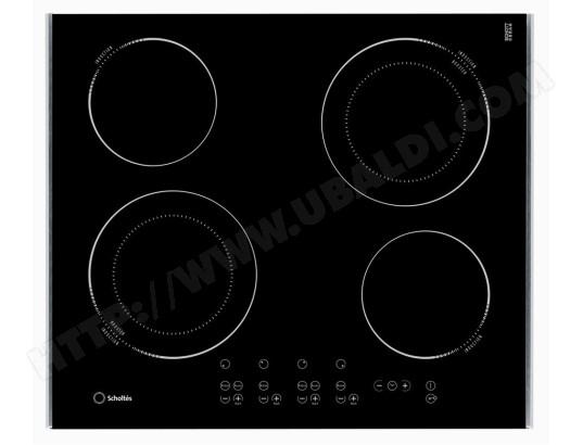 scholtes tip642ddl plaque induction pas cher. Black Bedroom Furniture Sets. Home Design Ideas