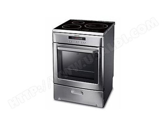 electrolux ekd607752x pas cher cuisiniere induction. Black Bedroom Furniture Sets. Home Design Ideas