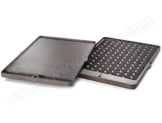 Accessoire barbecue WEBER Plancha en fonte 7531