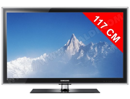 samsung ue46c5100 tv led full hd 117 cm livraison gratuite. Black Bedroom Furniture Sets. Home Design Ideas