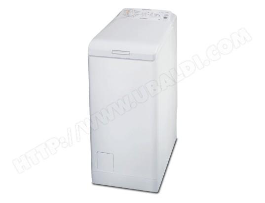 electrolux ewt126210w pas cher lave linge top electrolux. Black Bedroom Furniture Sets. Home Design Ideas