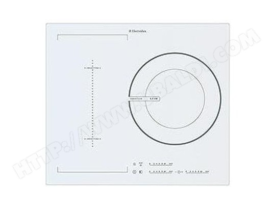 electrolux ehd60137iw plaque induction pas cher. Black Bedroom Furniture Sets. Home Design Ideas
