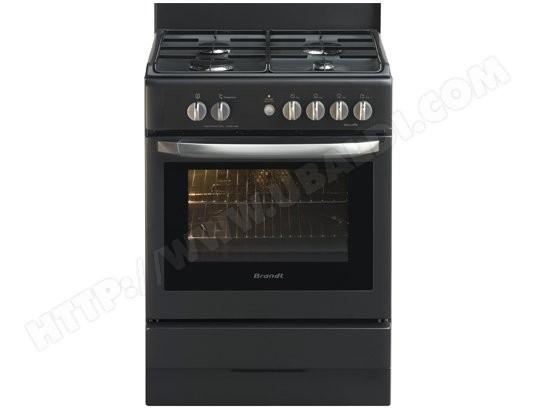 brandt kgc1005e pas cher cuisiniere gaz brandt livraison gratuite. Black Bedroom Furniture Sets. Home Design Ideas