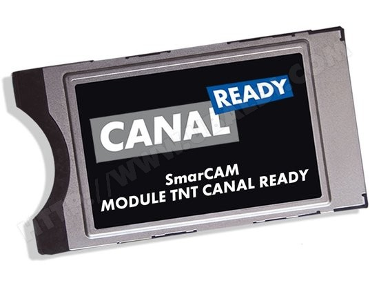 Module TV Canal+ ready STRONG Smard TV - PCMCIA Canal Ready