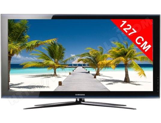samsung ps50c687 tv plasma full hd 3d 127 cm livraison gratuite. Black Bedroom Furniture Sets. Home Design Ideas