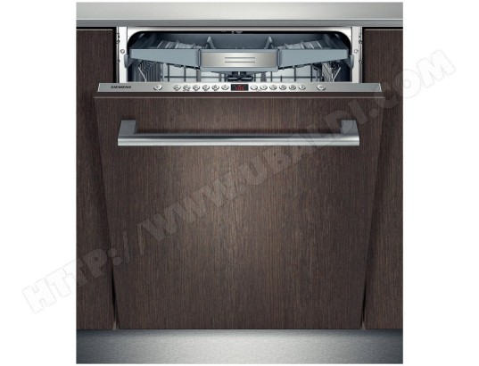 siemens sn66m094ep lave vaisselle tout integrable 60 cm siemens livraison gratuite. Black Bedroom Furniture Sets. Home Design Ideas
