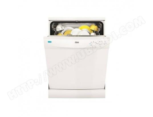 faure fdf22003wa - lave-vaisselle largeur 60 cm faure - fdf22003wa