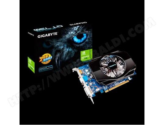 Carte Graphique Nvidia Gigabyte Geforce Gt730 2048 Mo Pci E Gigabyte