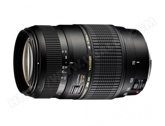 Objectif Reflex TAMRON AF70-300mm F/4-5.6 Di LD pour Sony
