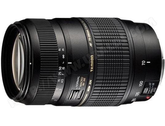 Objectif Reflex TAMRON AF70-300mm F/4-5.6 Di LD pour Nikon