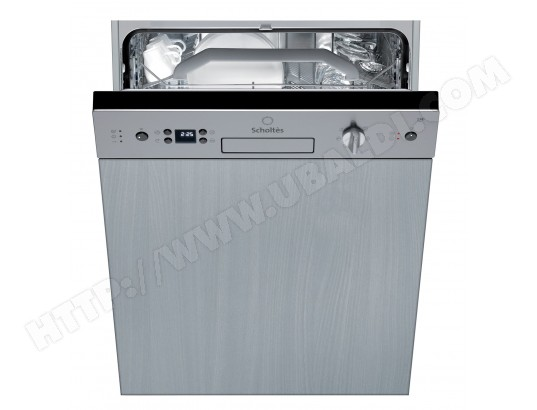 scholtes lpe142070ix lave vaisselle integrable 60 cm scholtes livraison gratuite. Black Bedroom Furniture Sets. Home Design Ideas