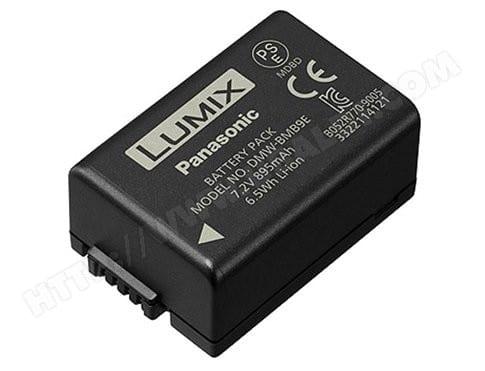 Batterie Appareil Photo Numérique PANASONIC DMWBMB9E