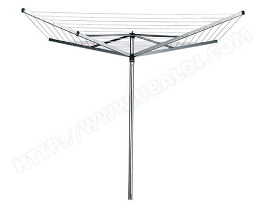 Séchoir à linge BRABANTIA 310843 Topspinner rotatif 50m