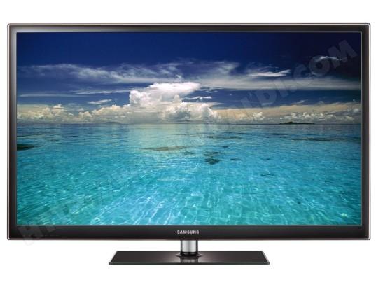 samsung ps51d550 tv plasma full hd 3d 129 cm livraison gratuite. Black Bedroom Furniture Sets. Home Design Ideas