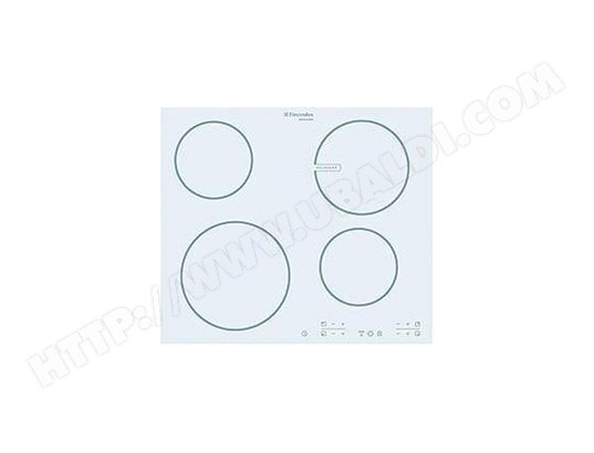Electrolux Ahs60120w Plaque Vitroceramique Pas Cher