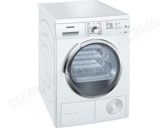 siemens wt46w582ff pas cher s che linge condensation siemens livraison gratuite. Black Bedroom Furniture Sets. Home Design Ideas