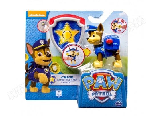 Figurine Paw Patrol Action Modèle Aléatoire Spin Master A150548 Pas