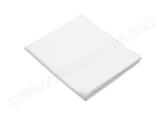 Drap plat Juliette blanc 240 X 300 cm JARDIN SECRET 1779_4045 Pas