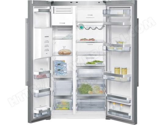 78fd3b1712997 SIEMENS KA62DA71 Pas Cher - Réfrigérateur américain SIEMENS ...