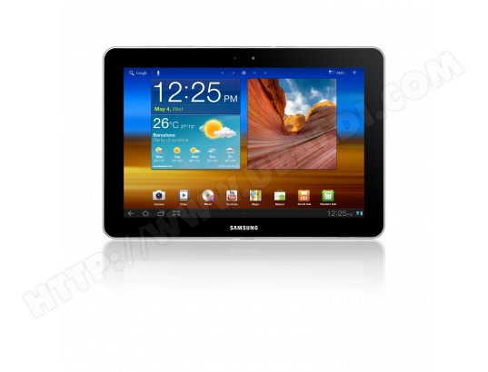 samsung galaxy tab 10 1 wifi 16 go blanche tablette tactile pas cher. Black Bedroom Furniture Sets. Home Design Ideas