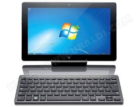 samsung slate pc xe700 t1a a02fr tablette tactile pas cher. Black Bedroom Furniture Sets. Home Design Ideas