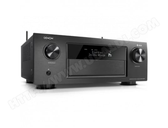 Denon AVR-4400H - 9 x 200 Watts, sous 6 ohms - 11 cannaux - Wifi, Bluetooth, Airplay - 4K - 3D DENON 4951035060766
