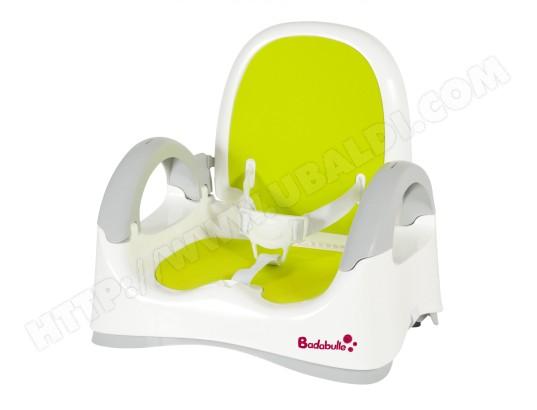 rehausseur de chaise badabulle b009000 pas cher. Black Bedroom Furniture Sets. Home Design Ideas