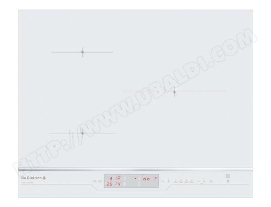 Plaque induction DE DIETRICH DTI1116W