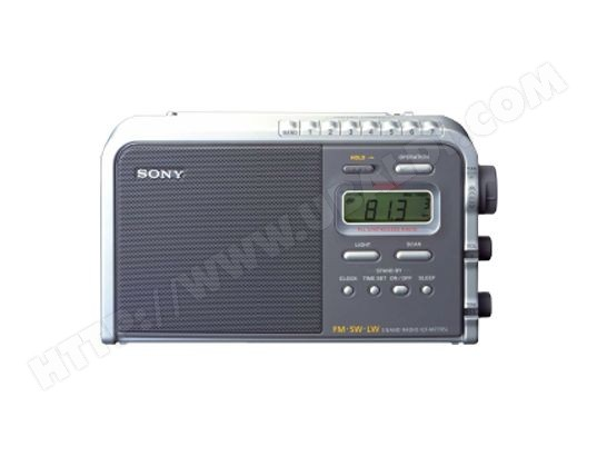 sony icf m770sl radio fm livraison gratuite. Black Bedroom Furniture Sets. Home Design Ideas