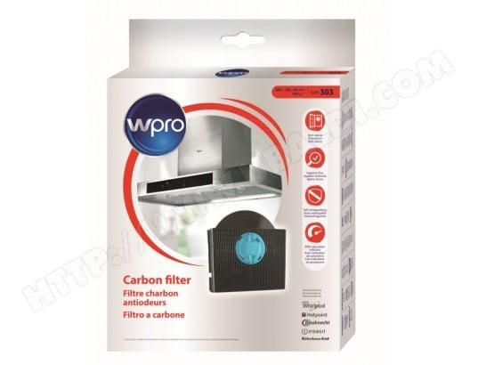 Filtre à charbon WPRO CHF303/1