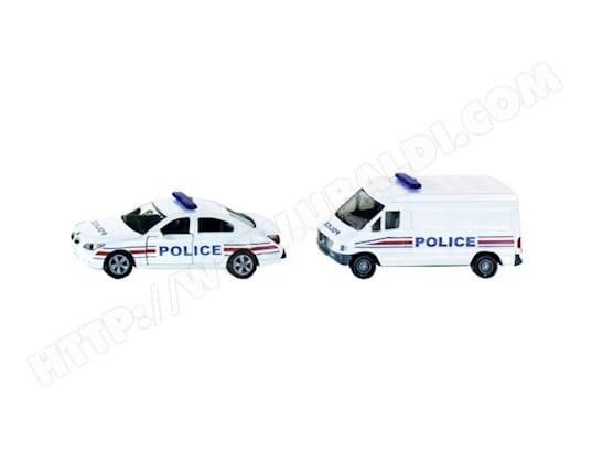 Miniature Siku Police L'échelle Véhicule 1655f Modèle À Set iukTZlwOPX