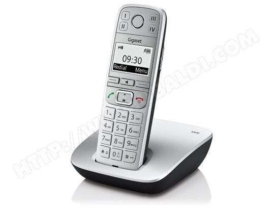 Téléphone sans fil SIEMENS GIGASET E500