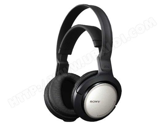 Avis Casque Sans Fil Sony Mdr Rf840rk Test Critique Et Note
