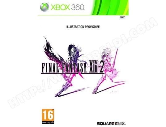 Jeu Xbox 360 SQUARE ENIX Final Fantasy XIII-2 Xbox 360