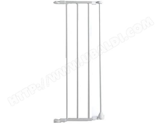 Accessoire barrière de sécurité BABYDAN Extension Flex 20 cm Blanche