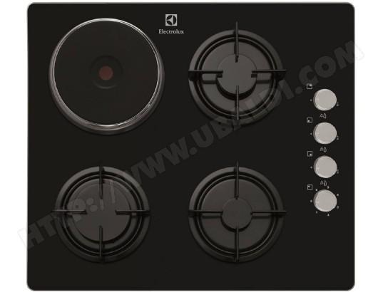 electrolux egl6082nok plaque mixte pas cher. Black Bedroom Furniture Sets. Home Design Ideas