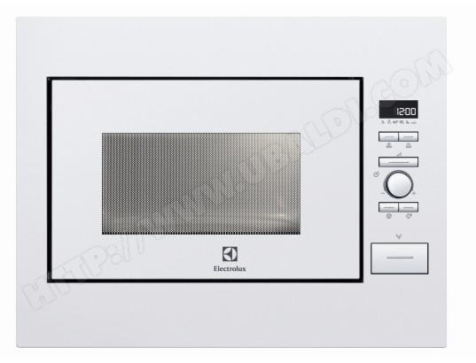 electrolux ems26004ow pas cher micro ondes encastrable electrolux livraison gratuite. Black Bedroom Furniture Sets. Home Design Ideas