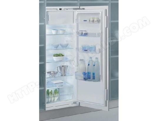 Réfrigérateur encastrable 1 porte WHIRLPOOL ARG947/6