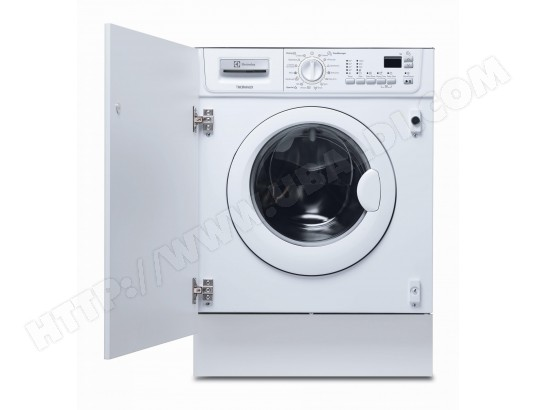 Lave linge sechant encastrable ELECTROLUX EWX127410W